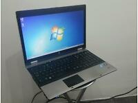 HP ProBook 6550b Intel Core i5 2.4 GHz with Intel Turbo Boost 4GB RAM 300GB HDD Tablet Laptop PC