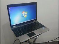 HP ProBook 6550b Intel Core i5 2.4 GHz with Intel Turbo Boost 4GB RAM 300GB HDD Tablet Laptop PC