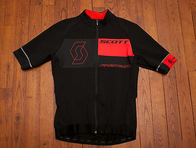 Scott RC Premium Windproof Flex Trikot/Jersey, L