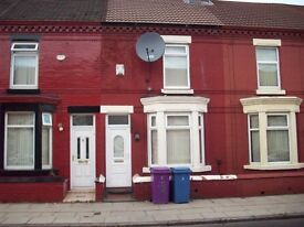 79 August Road, Anfield L6 4DE, off lower breck road, 3 bed terraced house.