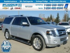 2013 Ford Expedition Max *Rem St *Htd Lthr *Back Up *Bluetooth *