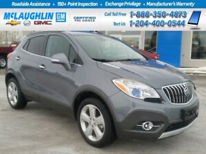 2015 Buick Encore *Rem St *Htd Lthr *Back Up *Blutooth *AWD