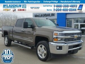 2015 Chevrolet SILVERADO 2500HD *Rem St *Htd Lthr *Back Up *Blue