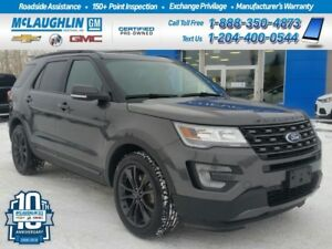 2017 Ford Explorer *Rem St *Htd Seats *Back Up *Bluetooth *Pwr L