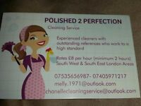 PROFESSIONAL DOMESTIC CLEANER* AVAILABLE IMMEDIATELY (MOST AREAS COVERED)£10ph Minimum2hours