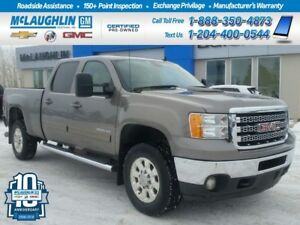 2012 GMC Sierra 3500HD *Rem St *Htd Lthr *Rear View Back Up *Blu