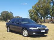 98 Ford Fairlane Ghia 6 Cyl One Year Free Warranty!!! Kenwick Gosnells Area Preview