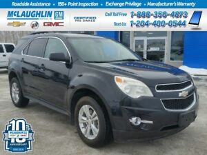 2011 Chevrolet Equinox *Rem St *Htd Seats *Back Up Cam *Bluetoot
