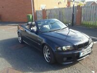 2005 bmw m3 convertible smg semi auto with hard top immaculate fsh