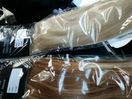 Full head of clip in extensions  $100  Langwarrin Frankston Area Preview