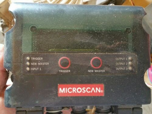 Microscan Ms-Connect 210  FIS-0210-0003G USED