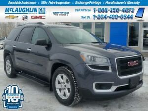 2014 GMC Acadia *Rem St *Htd Seats *Back Up Cam *Bluetooth *AWD