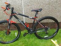 Falcon 29er mountain bike like new