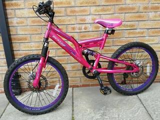 Dunlop Sport Series Girls Bike