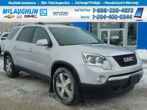 2012 GMC Acadia *Rem St *Htd Lthr *Rear View Back Up *Bltooth *A