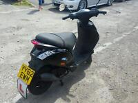 Piaggio zip 2013 model 50cc 4 t 80 kit big carb and race exhuast mot runs great moped scooter
