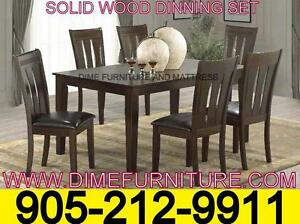 Avenue Solidwood Dining set