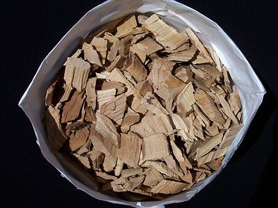 Chip Wood (Almond Sweet Flavor Chip BBQ Grilling Smoker Wood Chips for Smokers - 2.25)