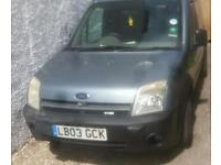 2003 Ford Transit Conect Hi roof