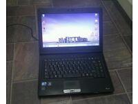 Toshiba Tecra M11 Intel Core i3 2.30 GHz 4GB RAM 250GB Webcam Microsoft Office HDD Tablet Laptop PC