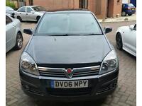 Vauxhall Astra sri 1.8 fsh 78k