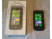 HTC Mozart ***UNLOCKED with original box and charger ****