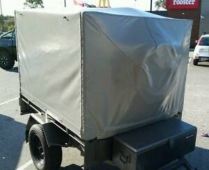 6x4 Canopy Trailer Kensington Melbourne City Preview