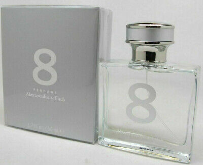 Abercrombie&Fitch No 8 Perfume-Women-1.7oz/50ml-Perfume Spray-Brand New In Box for sale  New York
