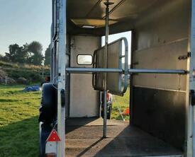 Ifor Williams Hunter 505 trailer