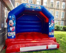 Bouncy castle, 4ft GIANT Love lights, Chocolate fountain, Sweet cart, Candy floss, popcorn, slush,