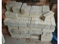 120 concrete common bricks