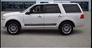 2010 Lincoln Navigator, 2nd owner, fully loaded w/low kms