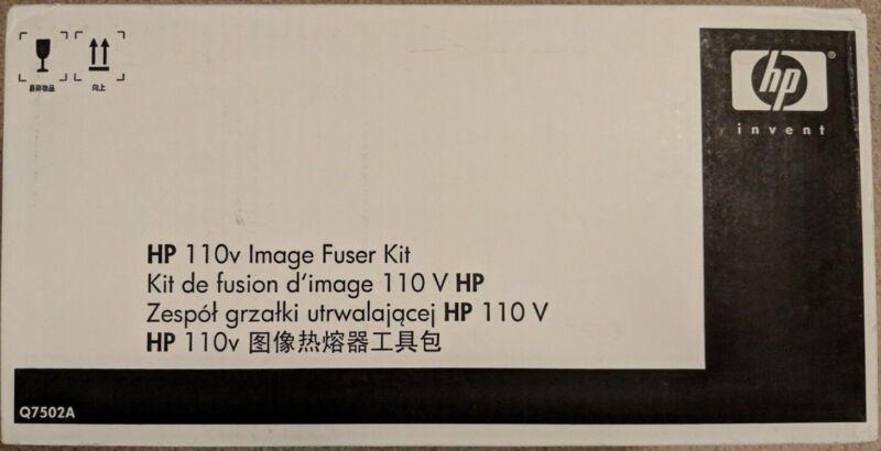 Genuine HP Q7502A Fuser Unit
