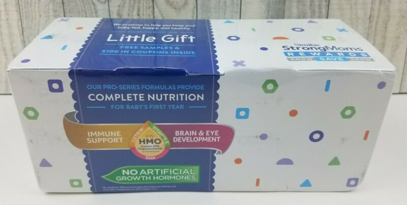 SIMILAC Strong Moms Sample Gift Pack & Formula + $100 in Coupons Exp: NOV 2022