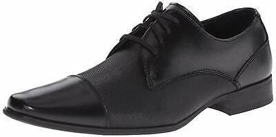 Calvin Klein Men's Bram Oxford, Black, Size 11.0 ncy8