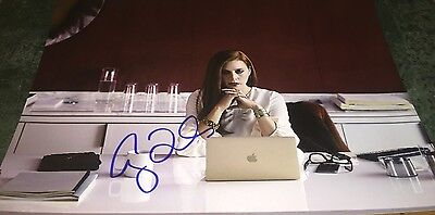 Amy Adams Nocturnal Animals Hand Signed 11X14 Photo Autographed W Coa Aa 1 Look