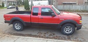 2008 Ford Ranger FX4 4x4 Extra Cab