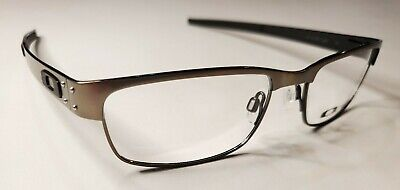Oakley RX Eyeglasses Metal Plate Light Metal Frame 22-200 53-18-140