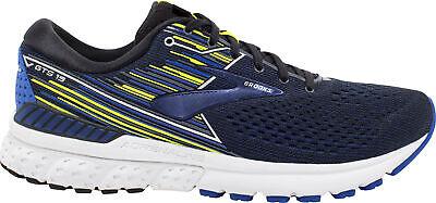 Brooks Adrenaline GTS 19 WIDE FIT (4E) Mens Running Shoes - Blue