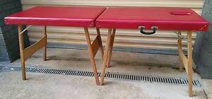 Portable Folding Massage Table Strathpine Pine Rivers Area Preview