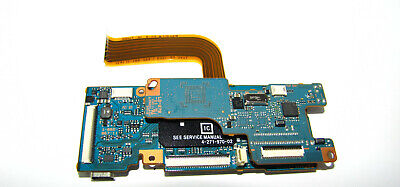 Sony Main Motherboard Board PART FOR HDR-XR160  for sale  Shipping to India