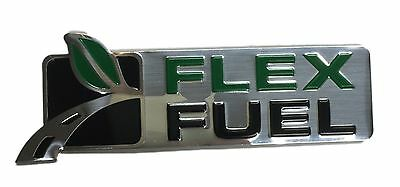 x1 New Flex Fuel Rear & Side Emblem Replace OEM for Ford Expedition F150 F250
