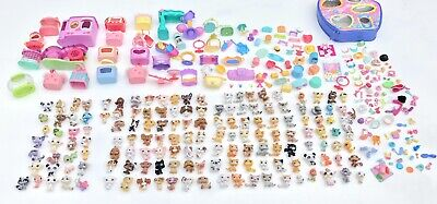300+ Littlest Pet Shop LPS Lot Collection RARE Cats Dogs Clothes Accessories HTF