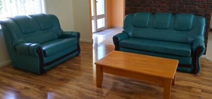 leather lounge 3+2+1