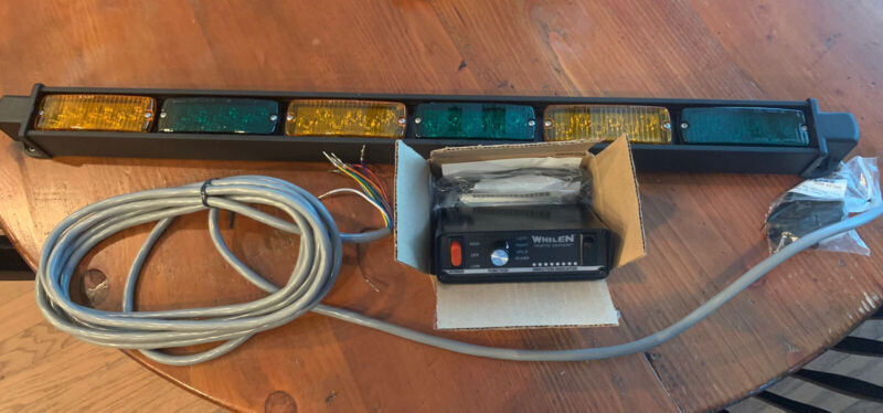 Whelen TAM65 LED Traffic Advisor