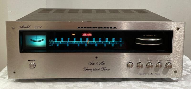 Marantz AM/FM 110 Tuner
