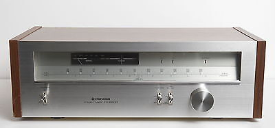 Pioneer TX-6800 Vintage AM/FM Stereo Tuner - Clean