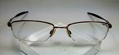 """Oakley """"Sculpt 6.0"""" Toast 53[]18-142 Eyeglass/Sunglass Frames $49.99"""