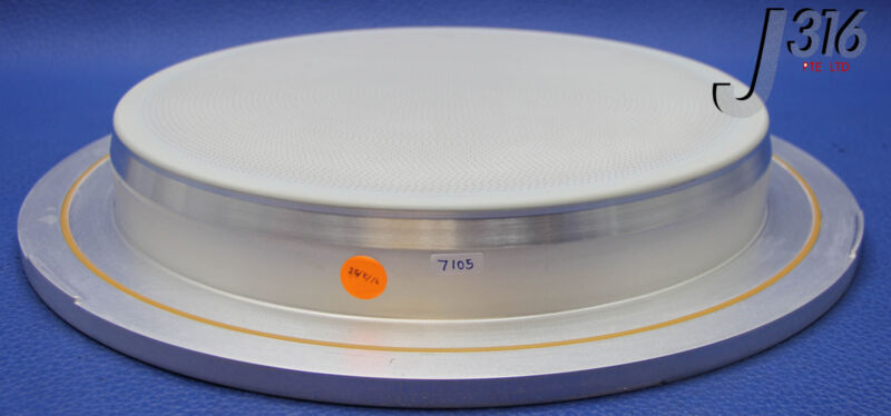 7105 Applied Materials Face Plate,teos,remote Clean,300mm Pro 0040-95463 Rev.006