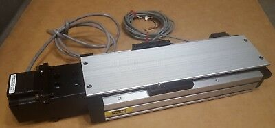 Parker Linear Stage 404xe 150mm Travel 6 10mm Ball Screw Lin 5718x Motor